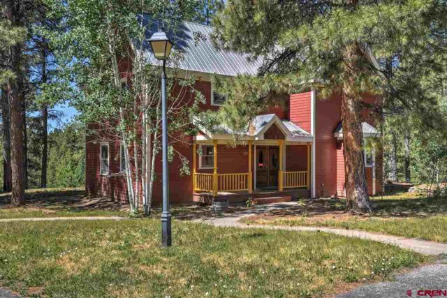 308 S Silver Queen 104 A, Durango, CO 81301 (MLS #747266) :: Durango Mountain Realty