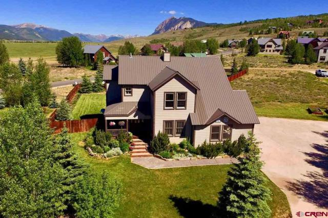 83 Floyd Avenue, Crested Butte, CO 81224 (MLS #747267) :: The Dawn Howe Real Estate Network | Keller Williams Colorado West Realty