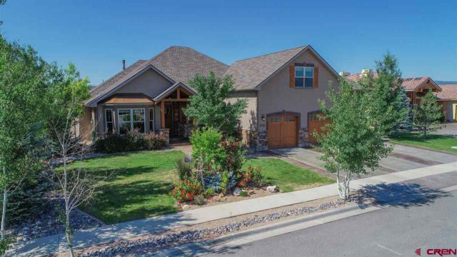 1034 San Sophia Drive, Montrose, CO 81403 (MLS #747270) :: CapRock Real Estate, LLC