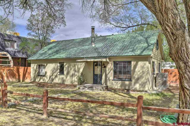 1145 S 5th Street, Montrose, CO 81401 (MLS #747296) :: CapRock Real Estate, LLC