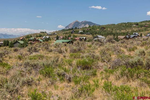 9 Fox Place, Crested Butte, CO 81224 (MLS #747330) :: The Dawn Howe Real Estate Network | Keller Williams Colorado West Realty