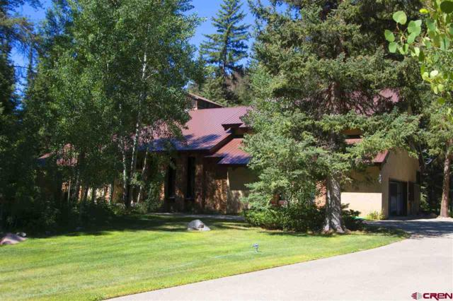 165 Jolee Trail Spring Creek Rt, Almont, CO 81210 (MLS #747353) :: Durango Home Sales