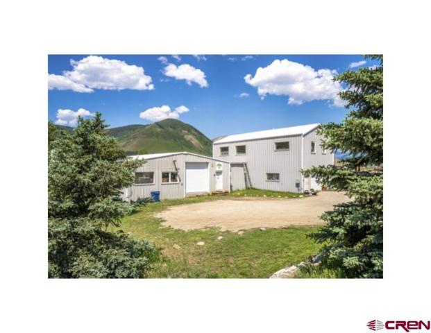 110 Andreas Circle A, Crested Butte, CO 81224 (MLS #747373) :: Durango Home Sales