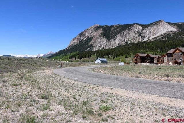 34 Elk Valley Road, Crested Butte, CO 81224 (MLS #747404) :: CapRock Real Estate, LLC