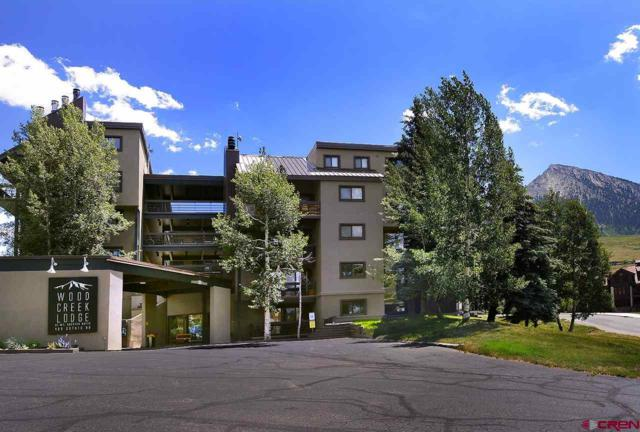 400 Gothic Road Unit 202, Mt. Crested Butte, CO 81225 (MLS #747408) :: The Dawn Howe Real Estate Network | Keller Williams Colorado West Realty