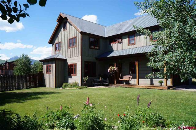 234 Kubler Street, Crested Butte, CO 81224 (MLS #747417) :: CapRock Real Estate, LLC