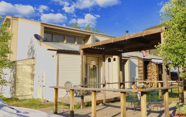 521 Reese Street, Silverton, CO 81433 (MLS #747421) :: CapRock Real Estate, LLC