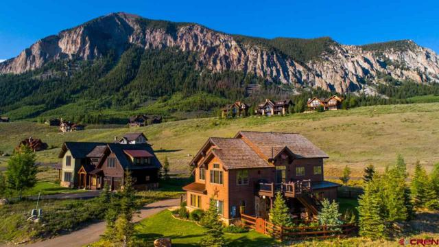 66 Wapiti Way, Crested Butte, CO 81224 (MLS #747430) :: CapRock Real Estate, LLC
