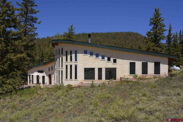1441 Forest Service Road 5071A, Creede, CO 81130 (MLS #747437) :: Durango Home Sales