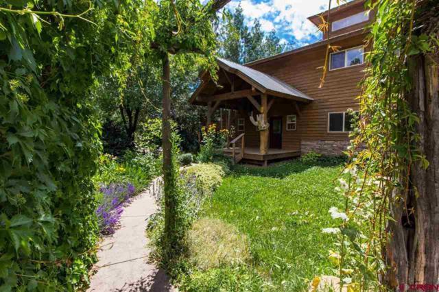 522 Cloud Cap, Pagosa Springs, CO 81147 (MLS #747461) :: Durango Home Sales