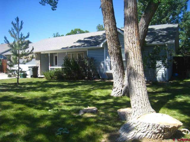 1811 Center Street, Cortez, CO 81321 (MLS #747465) :: CapRock Real Estate, LLC