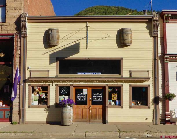 1333 Greene Street, Silverton, CO 81433 (MLS #747496) :: CapRock Real Estate, LLC