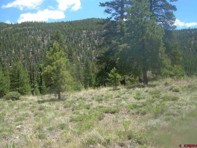 Lot 55 Sheep Creek, Antonito, CO 81120 (MLS #747506) :: Durango Home Sales