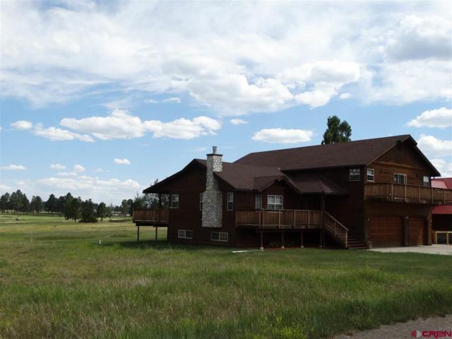 104 Divot Place, Pagosa Springs, CO 81147 (MLS #747520) :: CapRock Real Estate, LLC