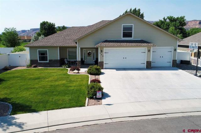 530 Beech Avenue, Fruita, CO 81521 (MLS #747537) :: CapRock Real Estate, LLC