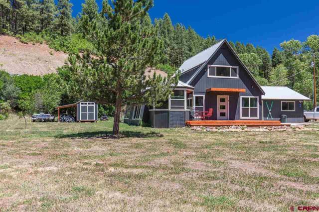 95 High Trails, Durango, CO 81301 (MLS #747605) :: CapRock Real Estate, LLC