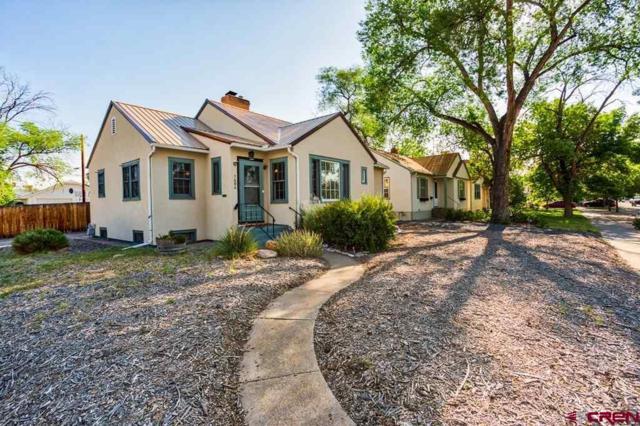 1404 White Avenue, Grand Junction, CO 81501 (MLS #747614) :: CapRock Real Estate, LLC