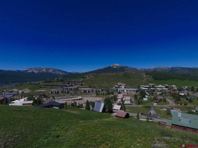 53 Cinnamon Mountain Road, Mt. Crested Butte, CO 81225 (MLS #747674) :: The Dawn Howe Real Estate Network | Keller Williams Colorado West Realty