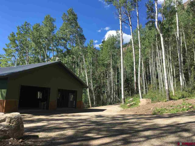 44451 N Us Hwy 550, Durango, CO 81301 (MLS #747687) :: Durango Home Sales