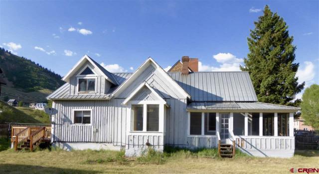 729 Reese Street, Silverton, CO 81433 (MLS #747719) :: CapRock Real Estate, LLC