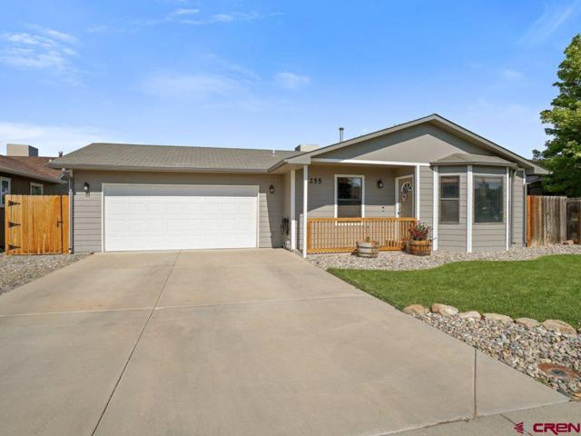 255 Nashua Court, Grand Junction, CO 81503 (MLS #747723) :: CapRock Real Estate, LLC