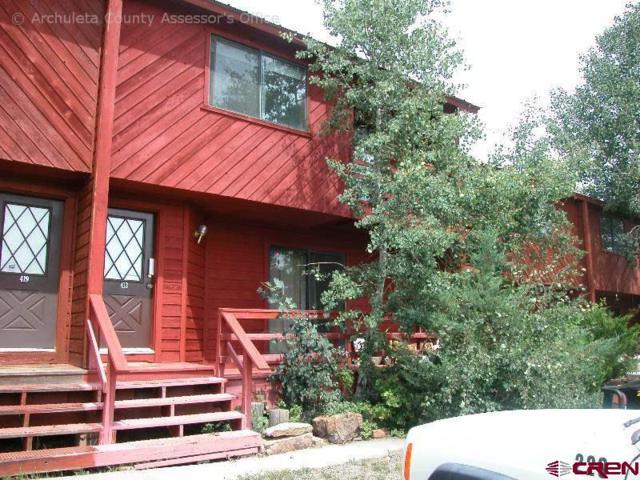413 E Golf, Pagosa Springs, CO 81147 (MLS #747768) :: Durango Home Sales