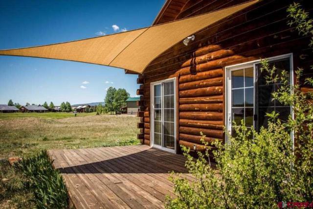 387 Midiron Avenue, Pagosa Springs, CO 81147 (MLS #747779) :: CapRock Real Estate, LLC