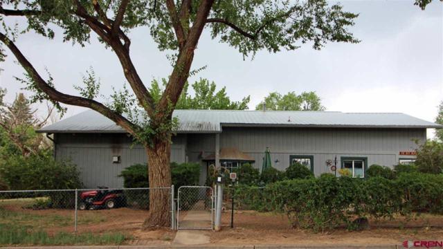 132 South Ash, Cortez, CO 81321 (MLS #747780) :: Durango Home Sales
