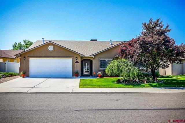 3019 Oakwood Drive, Grand Junction, CO 81504 (MLS #747811) :: CapRock Real Estate, LLC