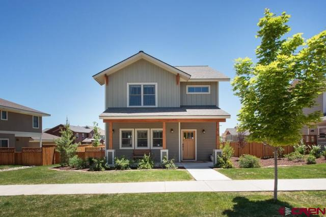 270 Salt Brush Street, Durango, CO 81301 (MLS #747816) :: CapRock Real Estate, LLC