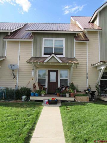 302 Van Tuyl Circle C, Gunnison, CO 81230 (MLS #747818) :: CapRock Real Estate, LLC