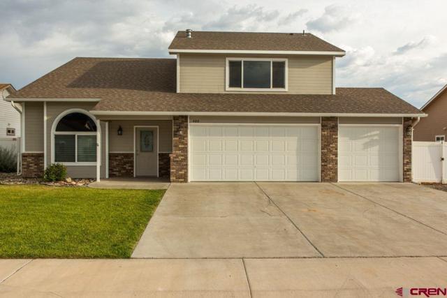 480 W Applewood Drive, Fruita, CO 81521 (MLS #747834) :: CapRock Real Estate, LLC