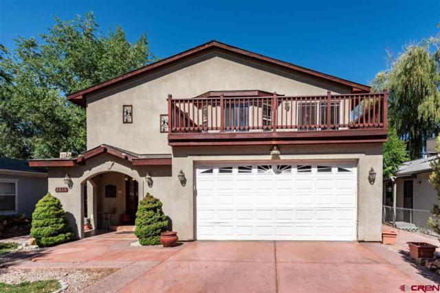1011 Bluff Street, Delta, CO 81416 (MLS #747839) :: CapRock Real Estate, LLC