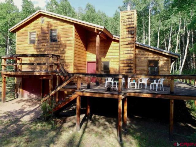 1950 County Road 771, Gunnison, CO 81230 (MLS #747864) :: Durango Home Sales