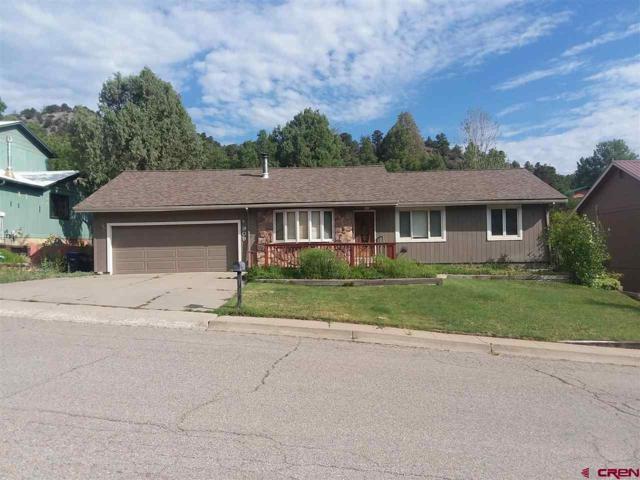 909 Hidden Valley Circle, Durango, CO 81301 (MLS #747924) :: CapRock Real Estate, LLC