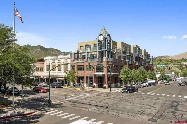 1099 Main #407, Durango, CO 81301 (MLS #747932) :: CapRock Real Estate, LLC