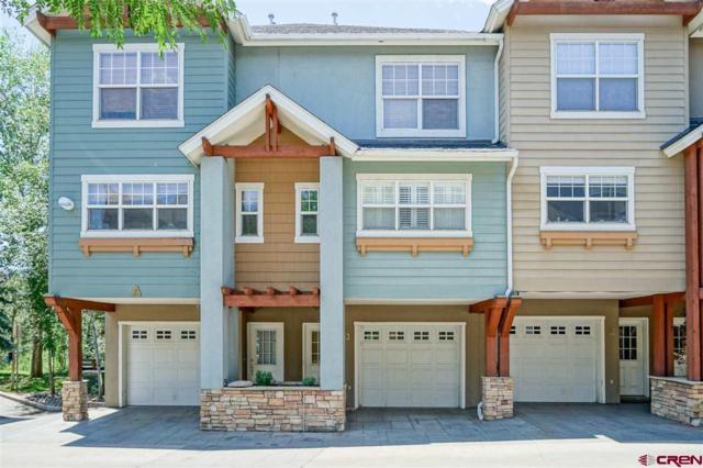 1 E 6th Avenue #13, Durango, CO 81301 (MLS #747933) :: CapRock Real Estate, LLC