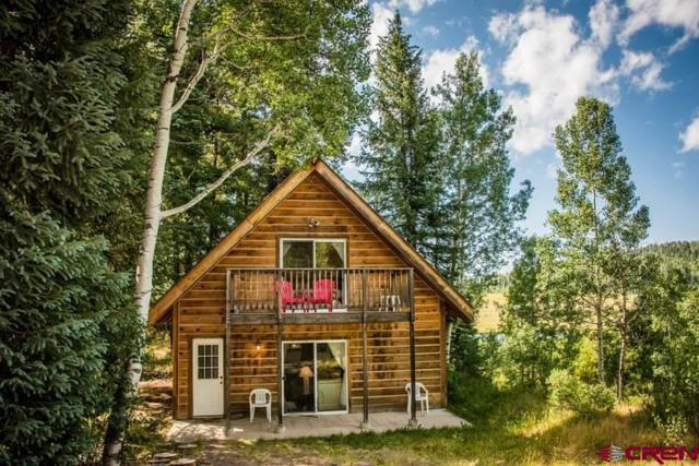 109-111 Camprobber Drive, Pagosa Springs, CO 81147 (MLS #748073) :: Durango Home Sales
