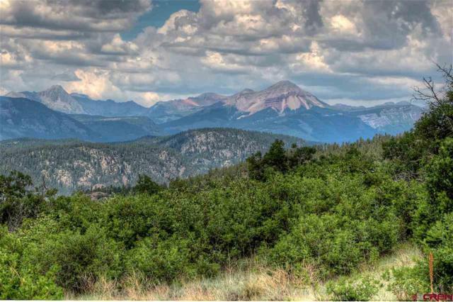 4247 Elkhorn Mountain Road, Durango, CO 81301 (MLS #748110) :: Keller Williams CO West / Mountain Coast Group
