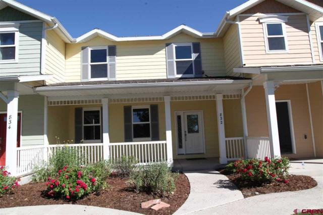 832 S 6th Street Unit B, Montrose, CO 81401 (MLS #748148) :: The Dawn Howe Real Estate Network | Keller Williams Colorado West Realty