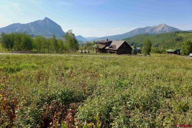 467 Meridian Lake Drive, Mt. Crested Butte, CO 81225 (MLS #748155) :: The Dawn Howe Real Estate Network | Keller Williams Colorado West Realty
