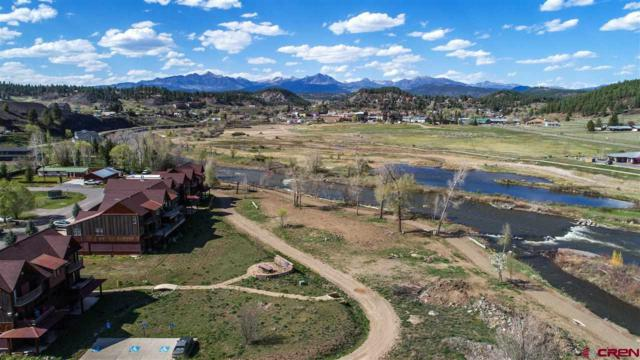 502 S 5th Tract B Street, Pagosa Springs, CO 81147 (MLS #748165) :: The Dawn Howe Group | Keller Williams Colorado West Realty