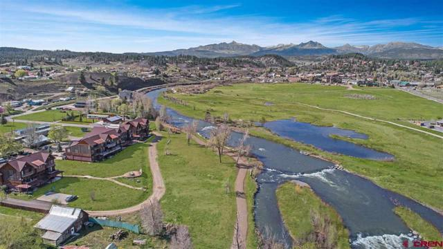502 S 5th Tract D Street, Pagosa Springs, CO 81147 (MLS #748168) :: The Dawn Howe Group | Keller Williams Colorado West Realty