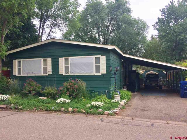 4 Cherokee Strip, Durango, CO 81301 (MLS #748202) :: CapRock Real Estate, LLC