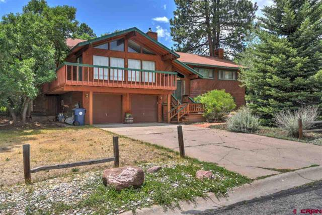 316 Aspen Drive, Durango, CO 81301 (MLS #748262) :: Durango Home Sales