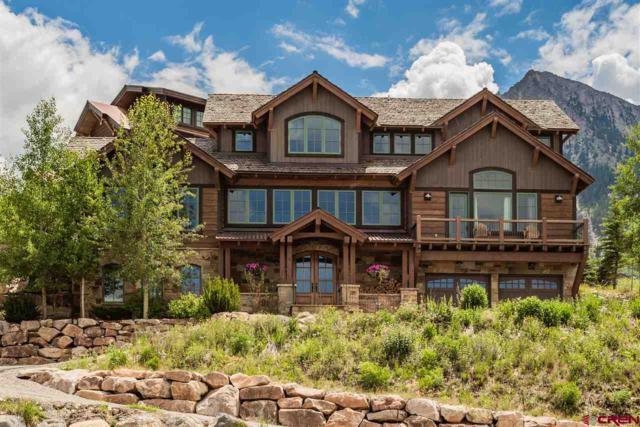 4 Black Diamond Trail, Mt. Crested Butte, CO 81225 (MLS #748273) :: CapRock Real Estate, LLC