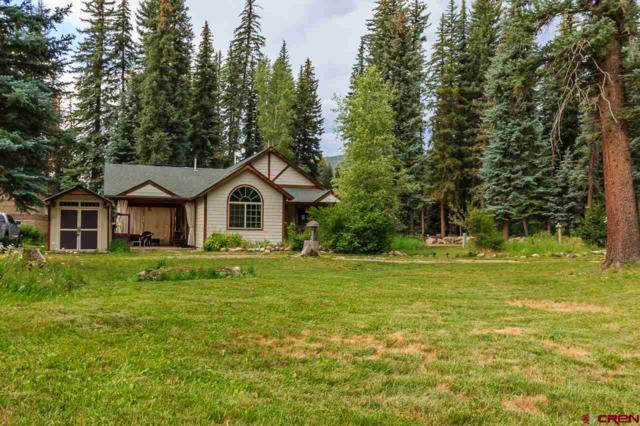 146 West Vallecito Creek Dr., Vallecito Lake/Bayfield, CO 81122 (MLS #748291) :: Durango Home Sales