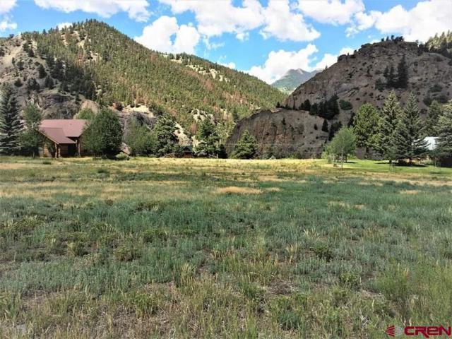 Lot 12 Lake Fork Road, Lake City, CO 81235 (MLS #748311) :: Durango Home Sales