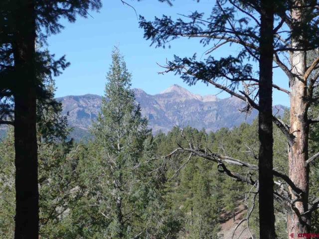 x Hidden Valley Dr., Pagosa Springs, CO 81147 (MLS #748324) :: Durango Home Sales