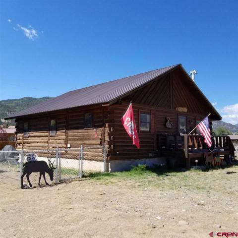 406 Last Chance Drive, Creede, CO 81130 (MLS #748337) :: Durango Home Sales
